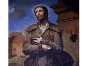 Saint Benoit Labre