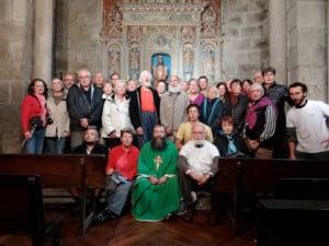 messe des pèlerins francophone