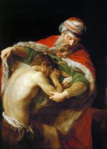 P. BATONI PINXIT ROMAE 1773