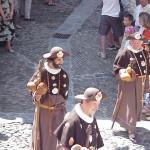 Procession de saint Fleuret