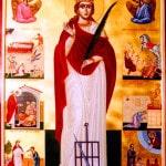 Prière à Sainte Foy