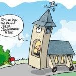 à transmettre aux paroisses du chemin