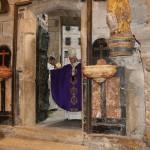 Ouverture de la porte sainte à Santiago