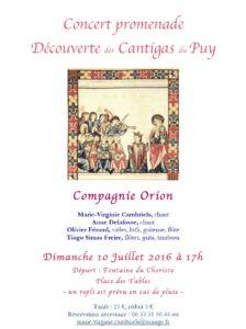 cantigas du Puy