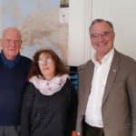 Rencontre avec La Société Française des Amis de Saint Jacques