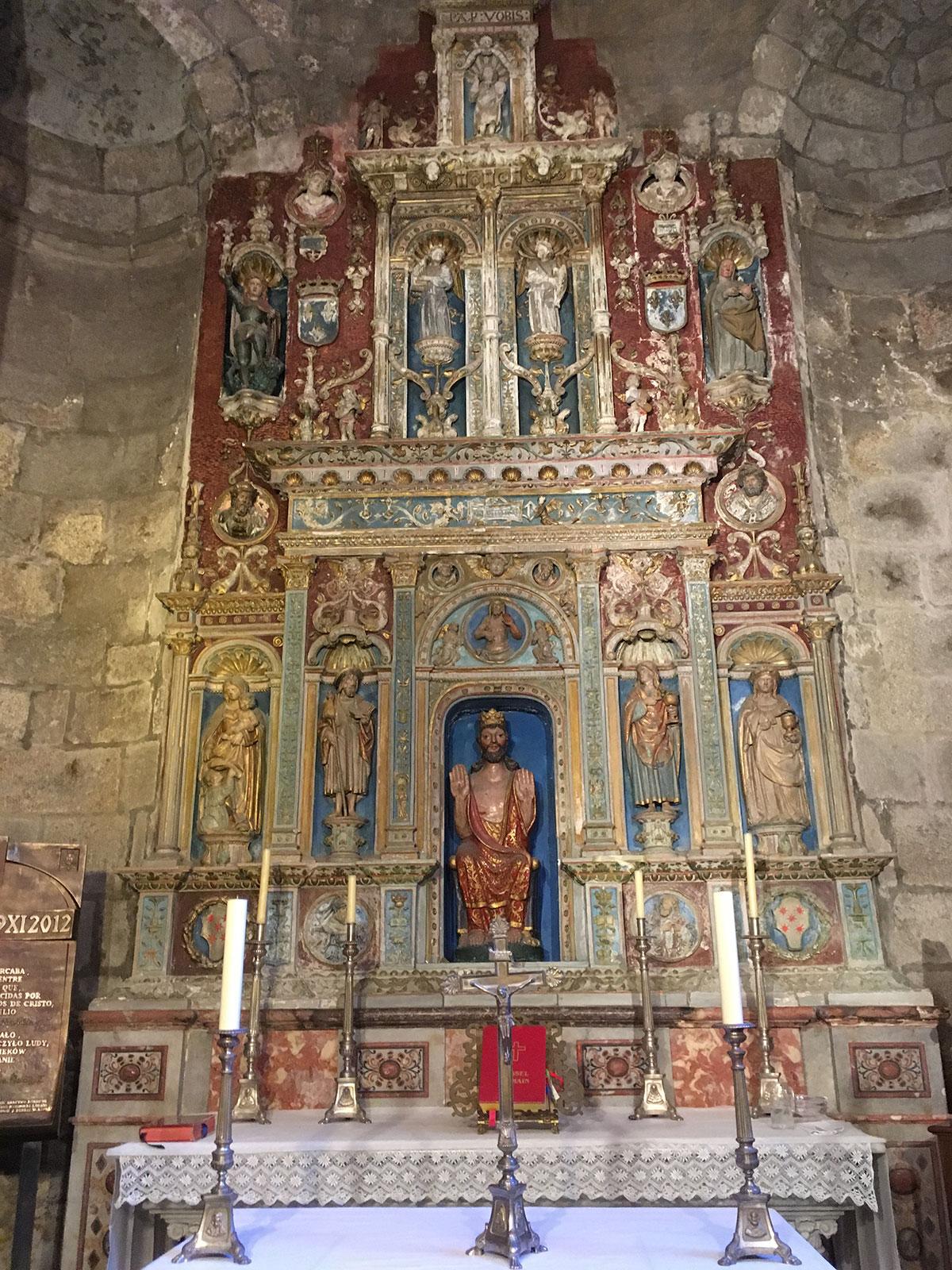 """""""Chapelle du roi de France"""" ou """"chapelle de la France"""""""