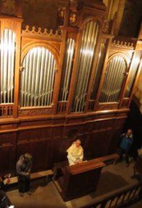 orgue conques
