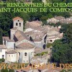 5èmes RENCONTRES DU CHEMIN DE SAINT JACQUES DE COMPOSTELLE À SAINT-GUILHEM-LE-DESERT