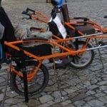 Accompagnement de personnes à mobilité réduite vers Saint Jacques-de-Compostelle