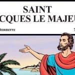 Saint Jacques le Majeur en Bande Dessinée