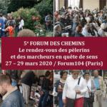 5e Forum des chemins