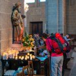 Pélerin de Saint Jacques Le Puy