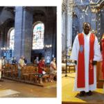 Messe de la Saint-Jacques à Belfort