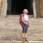 Yvette : pèlerine puis hospitalière